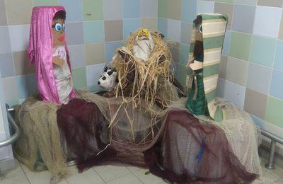 Le marché de Sesimbra prépare Noël