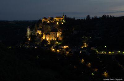 En route vers Rocamadour, superbe cité médiévale et religieuse du Lot