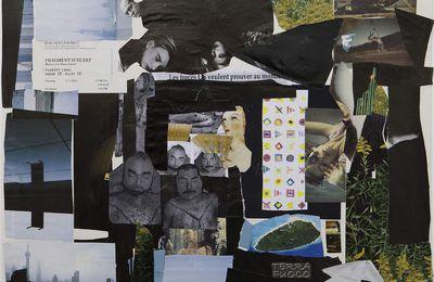 Simone Fattal et Maxime Rossi au musée d'art contemporain de Rochechouart