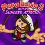 Games Papa Louie 3