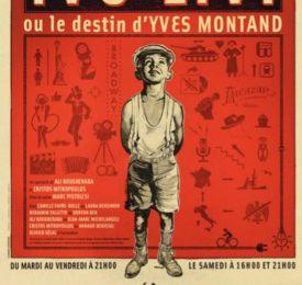 Ivo Livi ou le destin d'Yves Montand au théâtre Tristan Bernard
