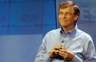Riche Bill Gates ! On partage ?