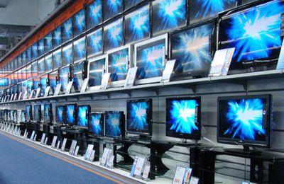 TELEVISION : piraterie très exagérée......