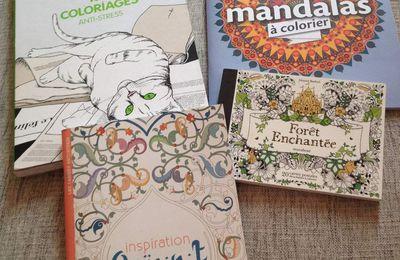 Mes livres de coloriages