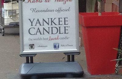 Rubis di Venezia : La boutique dans Paris qui vend des YankeeCandle