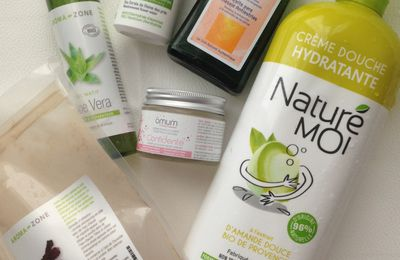 Routine soin corps / visage naturelle (grossesse)