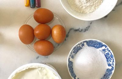 Joyeux moi-niversaire 2 : gâteau sans matière grasse ajoutée léger comme un nuage