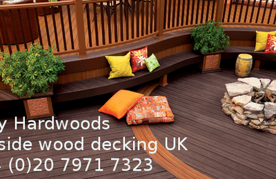 Outside Wood Decking - A Pleasant Spot Added to Your Home