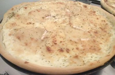 Pizza 4 fromages miel