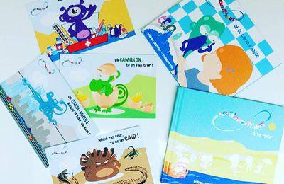 Livres et cartes postale - Les Caboux-Tchoux