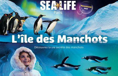 L'île des manchots Sea Life