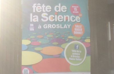 Fête de la science Groslay (95)