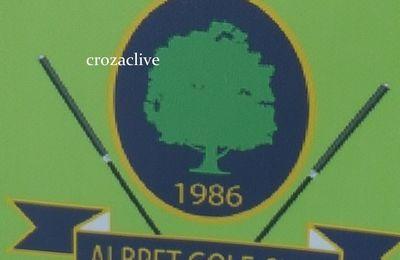 Albret Golf Club en Gascogne, l'été sera chaud et intense sur les greens.....