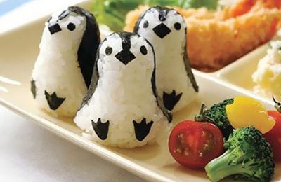 Rice Penguins