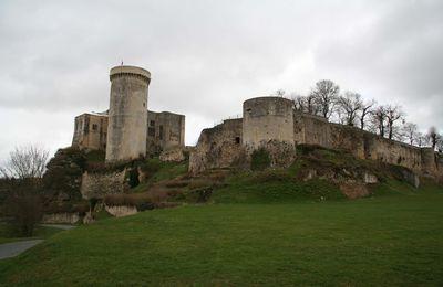 La forteresse - les donjons