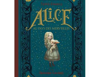 Alice au pays des merveilles de Benjamin Lacombe