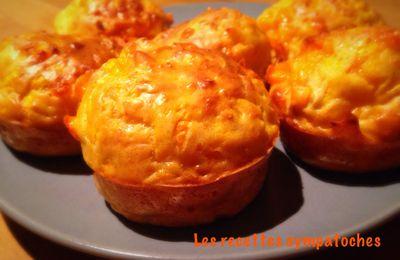 Mini cake butternut mimolette cumin