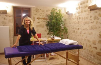 Massage californien Florence vacher