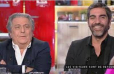 Christian Clavier déplore l'absence de comédie aux Césars