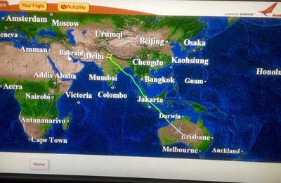 Departure to Australia !