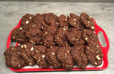 Cookies tout choco !!!