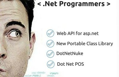 .Net Programmers Should Be Glad As .Net Programming Is Trending Nowadays