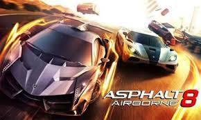 ASPHALT 8  : airbonne