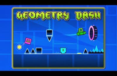 Geometry Dash: la diversión de la geometría hecha juego