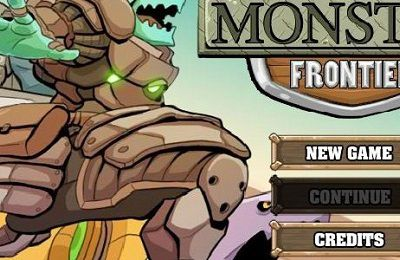 Monster Frontier game