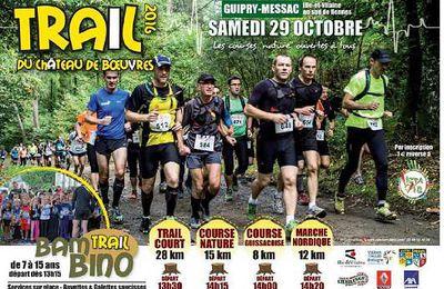 Trail du Chateau de Boeuvres 2016