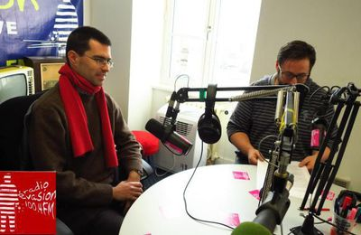 """""""1846"""" sur Radio Evasion (Le Faou)"""