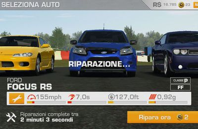 Real Racing 3 best review