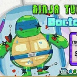 Games Ninja Turtle Doctor