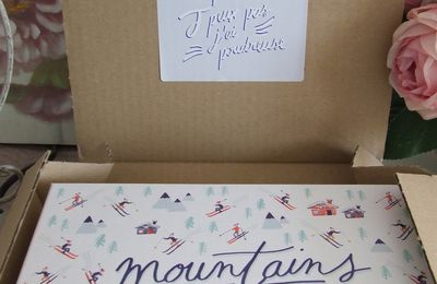 My Little Box de Février 2017 : Mountains...