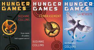 ~Livre~ La saga des Hunger Games