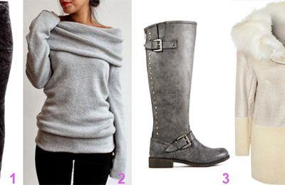 Ma tenue pour un hiver cocooning