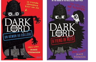 Dark Lord Tome 1 et Tome 2