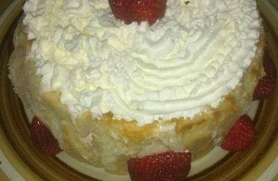 Charlotte aux fraises ( recette facile)