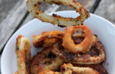 Encornets frits