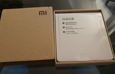 [Tutoriel Video] Xiaomi Mi Router, config en français
