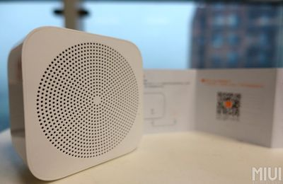 [NOUVEAU PRODUIT] Xiaomi Mi Online Radio, wifi, tactile...Airplay