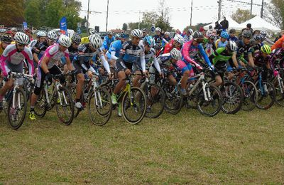 Cyclo-cross FSGT du mamelon à Décines