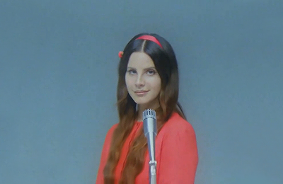 Extrait du clip de Lust For Life
