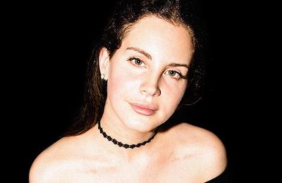 Lana Del Rey lors de sa fête d'anniversaire à l'OAK1 de Los Angeles, Etats-Unis. (22.06.2017)