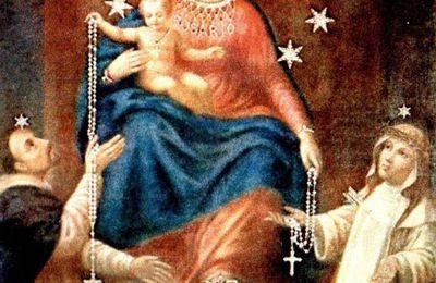 Histoire du rosaire