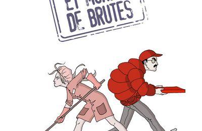 Salaire net et monde de brutes (2013, Delcourt)