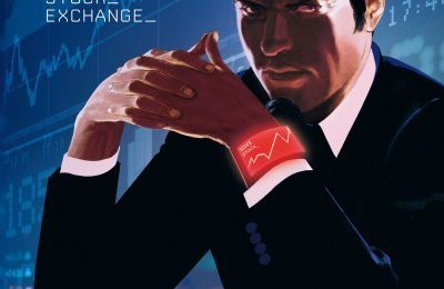 HSE – Human Stock Exchange (tome 3, 2016, Editions Dargaud)