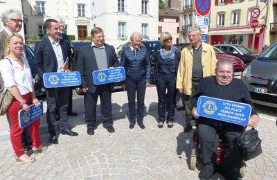 Handicap Epinal: Le Lions Club aux bons offices