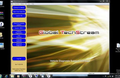 Where to get Toyota Techstream V11.20.019 activation key?
