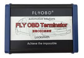 FLY OBD Terminator with Free J2534 Software Support car List